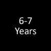 6 - 7 Years