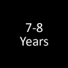 7 - 8 Years