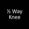 Half Way Knee £25.00