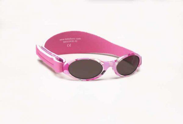 banz childrens sunglasses Camo Pink