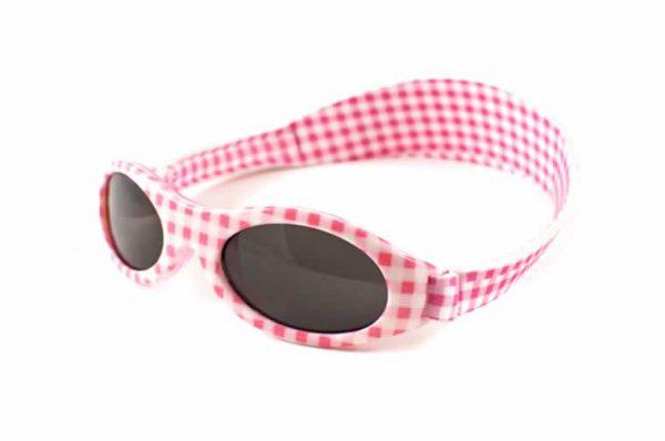 banz childrens sunglasses Pink Check