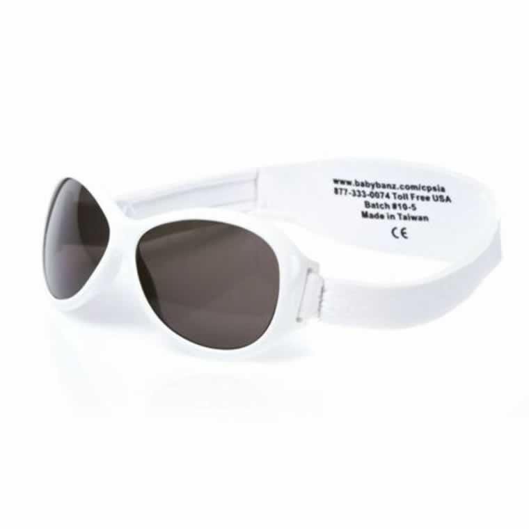 banz childrens sunglasses retro Retro White