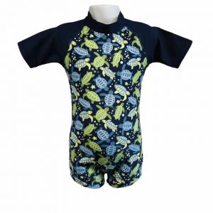 banz swimwear Turtle Swimsuit Sizes 000 00 0 1