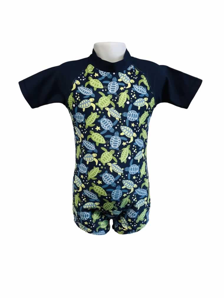 banz swimwear Turtle Swimsuit Sizes 000 00 0 1