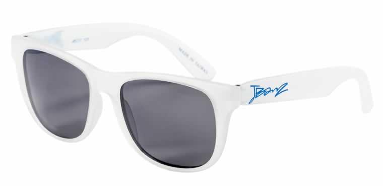 jbanz childrens sunglasses Chamelon White - Blu