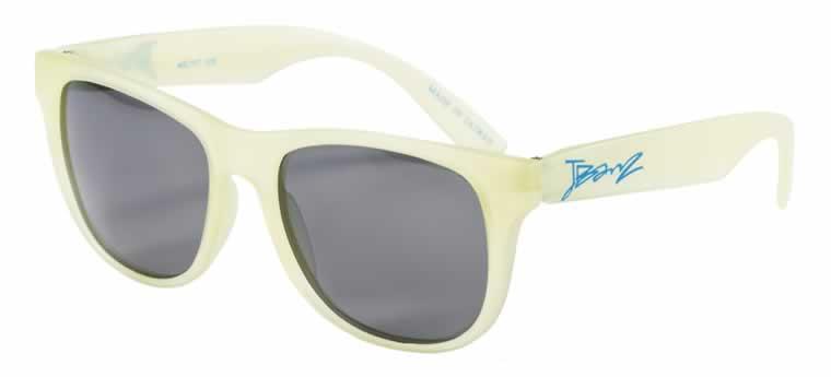 jbanz childrens sunglasses Chamelon Yellow - Pink