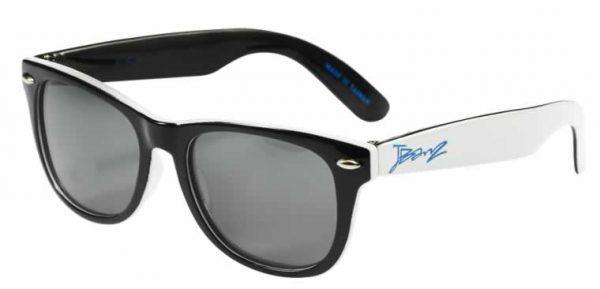 jbanz childrens sunglasses Dual Black White