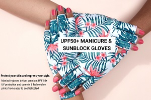 Manisafe London Collection Banner Soho from sunsibility
